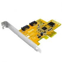 Placa SATA PCI Express 2 Portas SATA Internas