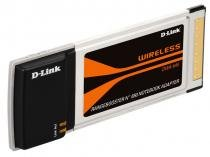 Placa Wireless PCMCIA 300Mbps - D-Link DWA-645