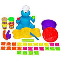 Play-Doh Sopa de letrinhas Come-Come