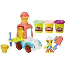 Play-Doh Town - Carro de Sorvete - Hasbro