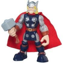 Playskool Heroes Marvel Super Hero Adventures - Thor - Hasbro