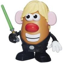 Playskool - Star Wars Mr Potato Head - Luke Frywalker - Hasbro