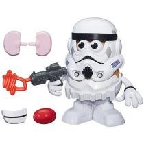 Playskool - Star Wars Mr Potato Head - Spudtrooper - com Acessórios - Hasbro