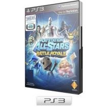 PlayStation All Stars Battle Royale p/ PS3