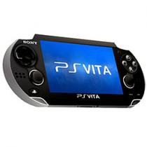 "PlayStation PS Vita Sony Tela OLED 5"" Multi Touch"