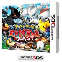 Pokemon Rumble p/ Nintendo 3DS