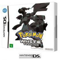 Pokemon White Version p/ Nintendo DS