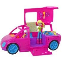Polly Pocket Pet Carro da Polly - Mattel
