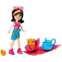 Polly Pocket Piscina da Polly - Lea
