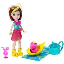 Polly Pocket Piscina da Polly - Lila