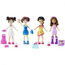 Polly Pocket Turma da Polly Cupcake Party - Mattel