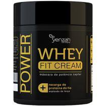 Power Whey Fit Cream Yenzah 480g - Yenzah