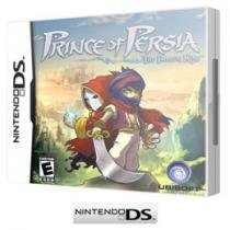 Prince of Persia The Fallen King para Nintendo DS