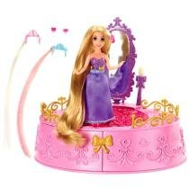 Princesas Disney Porta Joias Mini Rapunzel