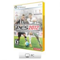 Pro Evolution Soccer 2012 p/ PC