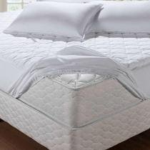 Protetor de Colchão Queen Size 160x203cm - Artex Sleep Care