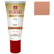 Protetor Solar 50g Cor Nude Bronze - Heliocare Max Defense Gel Color