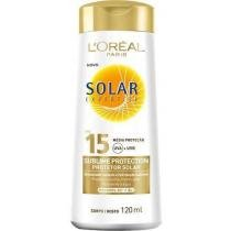 Protetor Solar Expertise Sublime Protection FPS 15 - Loréal Paris 120ml