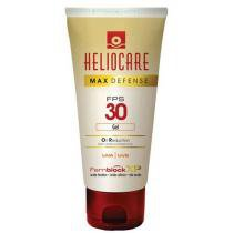 Protetor Solar Heliocare Max Defense Oil Reduction - Gel FPS 30 50g Heliocare