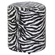 Puff Round Zebra - Stay Puff