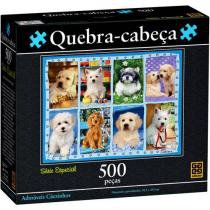 Quebra-Cabea Adorveis Cezinhos 500 Peas