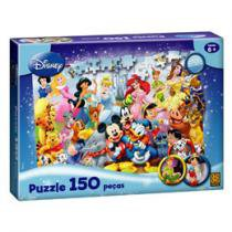 Quebra-Cabea Disney 150 Peas