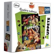 Quebra Cabea Disney Muppets 200 Peas