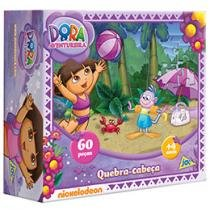 Quebra-Cabea Jak Dora a Aventureira 60 Peas