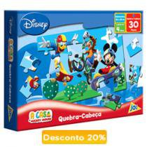 Quebra-Cabea Mickey 30 Peas