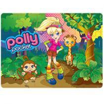 Quebra Cabea Polly Floresta 24 Peas
