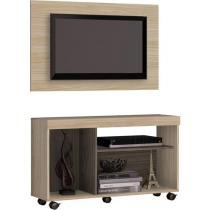 Rack e Painel para TV de At�� 42 Bruno - Madetec