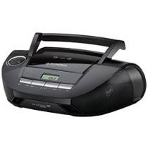 Rádio AM/FM c/ CD USB Reproduz MP3 e CD-DA - 3,6 Watts RMS - Mondial BX-05