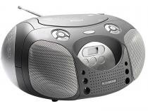 Rdio Porttil AM/FM / CD / MP3 / USB 4W RMS