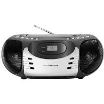 Rádio Portátil AM/FM com CD/MP3 Player