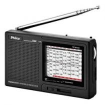 Rdio Porttil FM/MW/SW 8 Bandas Dislpay LED PH60