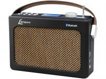 Rádio Portátil Lenoxx FM 10W Display Digital - RB 90 Bluetooth