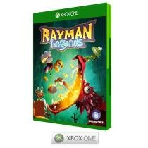 Rayman Legends para Xbox One - Ubisoft