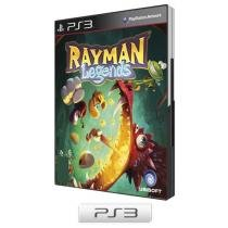 Rayman Legends: Signature Edition para PS3 - Ubisoft