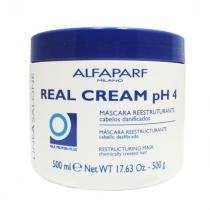 Real Cream PH4 Alfaparf - 500g - Máscara Reconstrutora