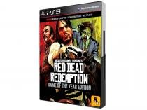 Red Dead Redemption: Game of The Year Edition - para PS3 - Rockstar