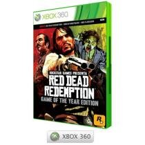 Red Dead Redemption: Game Of The Year p/ Xbox 360