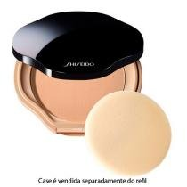 Refil Sheer and Perfect Compact Oil free SPF 15 Shiseido - B20 - Natural Light Beige - Base