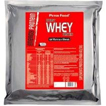 Refil Whey Protein 500g Baunilha - Peter Food