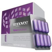 Rennovee Lipo Solution 60 Cápsulas