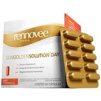 Rennovee SunGoldenSolution Day 60 Cápsulas