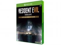 Resident Evil 7 Biohazard Gold Edition - para Xbox One Capcom