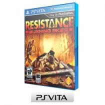 Resistance Burning Skies p/ PS Vita
