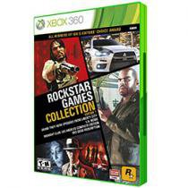 Rockstar Games Collection: Edition 1 p/ Xbox 360 - Take 2