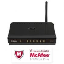 Roteador Wireless 150Mbps - D-Link DIR 600