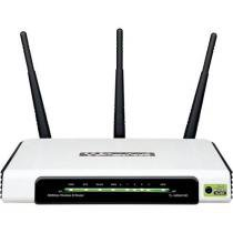 Roteador Wireless TP-Link TL-WR941ND 300Mbps - 3 Antenas 5 Portas